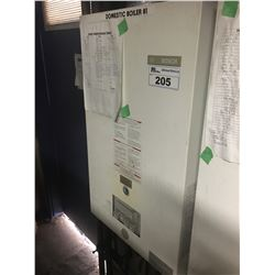 BOSCH WALL MOUNT TANKLESS WATER HEATER