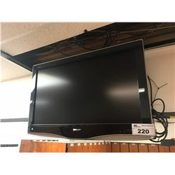 SHARP 32  LCD TELEVISION WITH WALL MOUNT