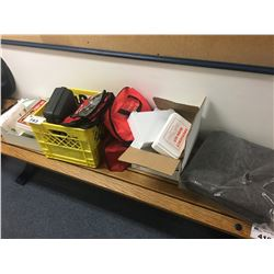 LOT OF FIRST AID KITS
