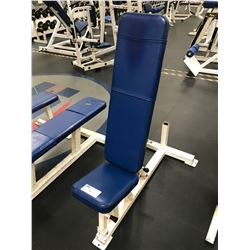 INCLINE ADJUSTABLE WEIGHT BENCH
