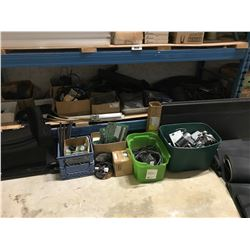ASSORTED EXERCISE EQUIPMENT REPLACEMENT PARTS
