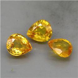 Natural Yellow Sapphire 2.03 Ct.