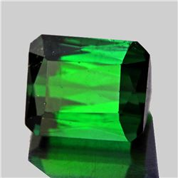 Natural  AAA Chrome Green Tourmaline 3.42 ct - FL