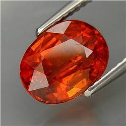 Natural Imperial Spessartite Garnet 3.73 Ct