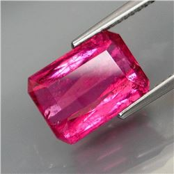 Natural Top Pink Tourmaline 5.26 Ct