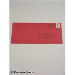 The Grinch Screen Used Victor Who Knowz Envelope Movie Props