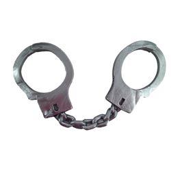 Sleepless Handcuffs Movie Props