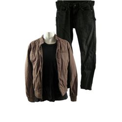 Don't Breathe Alex (Dylan Minnette) Movie Costumes