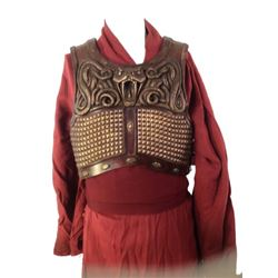 Crouching Tiger, Hidden Dragon: Sword of Destiny  Hades Dai (Jason Scott Lee) Movie Costumes