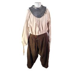 Tulip Fever Mattheus (Matthew Morrison) Movie Costumes