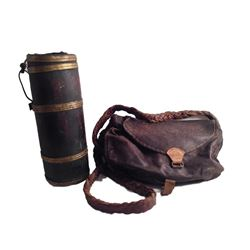 Crouching Tiger, Hidden Dragon: Sword of Destiny Carriage Driver's Flask Movie Props