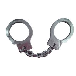 Sleepless Handcuffs Movie Props