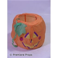 Halloween 2 Set Decoration Trick or Treat Pail Movie Props