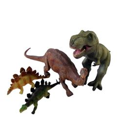 Jurassic World Dinosaurs Movie Props