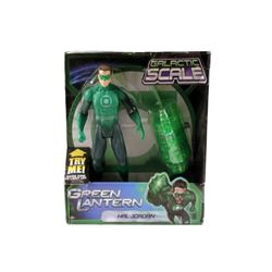 Green Lantern Mattel Figurine In Original Box