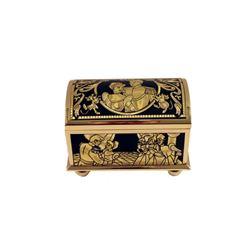 Sleeping Beauty Trinket Box Lim. Ed. #29