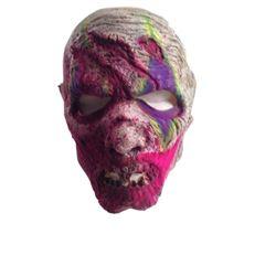 Hell Fest (2018) Zombie Clown Screen Worn SFX Mask Movie Props