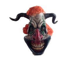 Hell Fest (2018) Demonic Clown Screen Worn SFX Mask Movie Props
