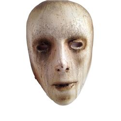 Hell Fest (2018) Robed Mask Scarer Screen Worn SFX Mask Movie Props