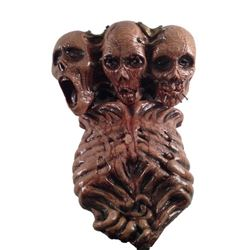 Hell Fest (2018) 3 Headed Body Screen Used Movie Props