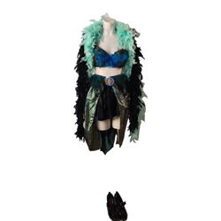 Hell Fest (2018) Peacock Girl Movie Costumes