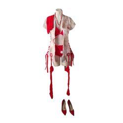 Hell Fest (2018) Naughty Nurse Movie Costumes