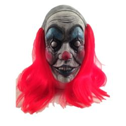 Hell Fest (2018) Screen Worn Clown Mask Movie Props