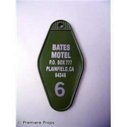 Psycho (The Remake) Bates Motel Key Chain Movie Props