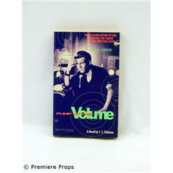Christian Slaters Personal 'Pump Up The Volume' Book
