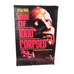 House of 1,000 Corpses Movie Poster