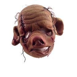 Hell Fest (2018) Screen Worn Pig Face SFX Mask Movie Props