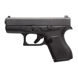 new in box: Glock, 42, Safe Action, Sub-Compact Pistol, 380ACP, 6 shot