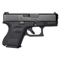 GEN 5 NEW IN BOX: Glock, 26 GEN 5, Semi-automatic pistol, Safe Action, Sub Compact, 9MM, 10 Shot
