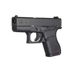 Glock, 43, Semi-automatic Pistol, Double Action Only, Sub-Compact, 9MM, NEW IN BOX,