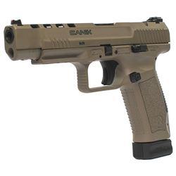 """20 Shot: CANIK, TP9SFx, Striker Fired, 9MM, 5.2"""" Match Grade Barrel, NEW IN BOX,HG3774D-N"""