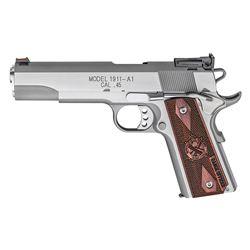 """Springfield, Range Officer 1911 Pistol, 45 ACP, 5"""" Match Grade Barrel PI9124L"""