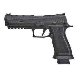 "21 Shot: Sig Sauer, P320 X5, Semi-Automatic Pistol, Full Size, 9MM, 5"" Barrel, 320X5-9-BAS"