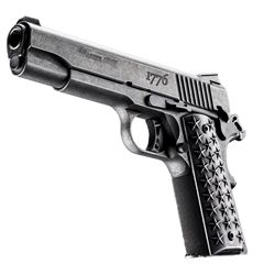 """Sig Sauer, 1911, We The People, 45 ACP, 5"""" Barrel, Distressed Slide Finish, New In Box,"""