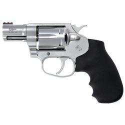 "Colt's Manufacturing, Cobra Revolver, 38 Special, 2"" Barrel, Steel Frame, New in Box"
