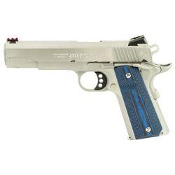 38SUPER! Colt's Manufacturing, Competition Government, Semi-automatic, 38 Super! new in box