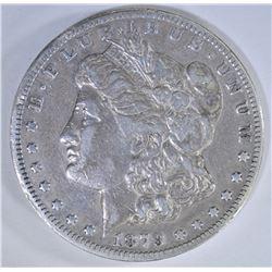 1879-CC MORGAN DOLLAR  XF+  KEY