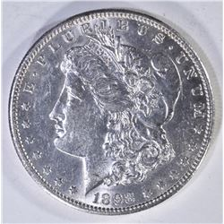 1898-S MORGAN DOLLAR  BU