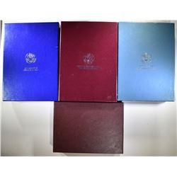 PRESTIGE SETS 1984, 1986, 1987, 1988