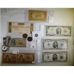 COLLECTORS LOT: 1963 $2 AU,