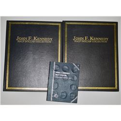 KENNEDY HALF DOLLAR COLLECTIONS;