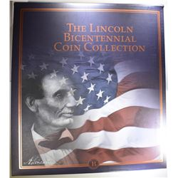 THE LINCOLN BICENTENNIAL COIN COLLECTION