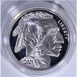 2001 AMERICAN BUFFALO PROOF COMMEM DOLLAR