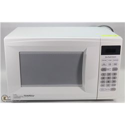 GOLD STAR WHITE MICROWAVE