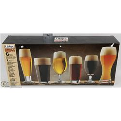 LIBBEY CRAFT BREWS