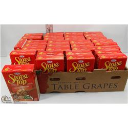 FLAT OF KRAFT STOVE TOP STUFFING MIX